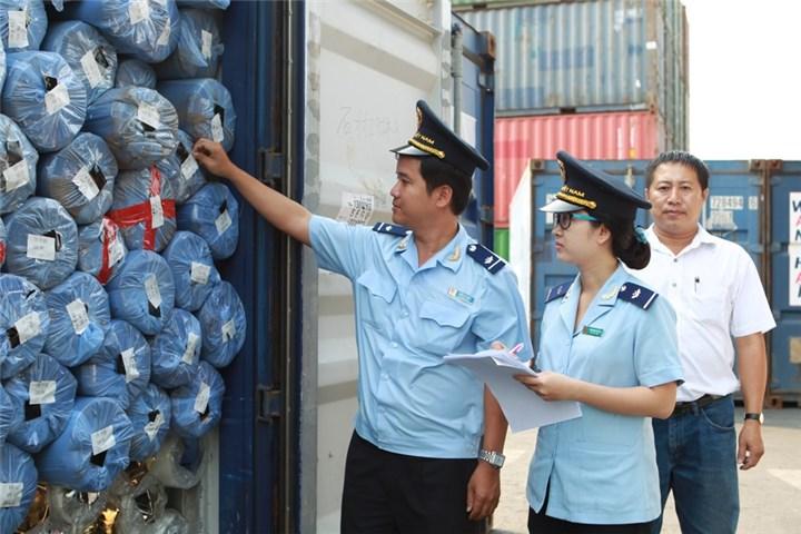 Dịch vụ khai thuê Hải quan hàng XNK